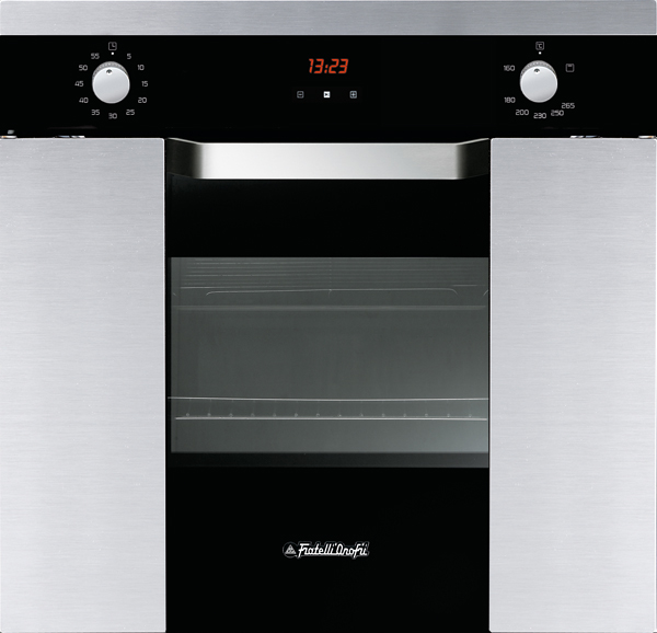 autarker gas backofen 60 cm gas herd edelstahl schwarz ebay. Black Bedroom Furniture Sets. Home Design Ideas
