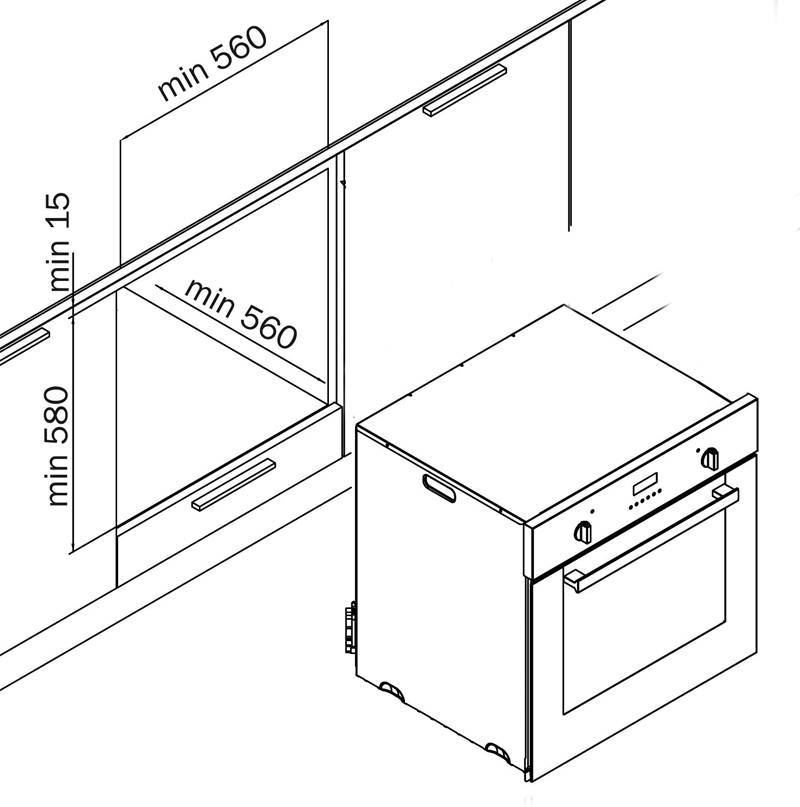 kleine backofen angebote auf waterige. Black Bedroom Furniture Sets. Home Design Ideas