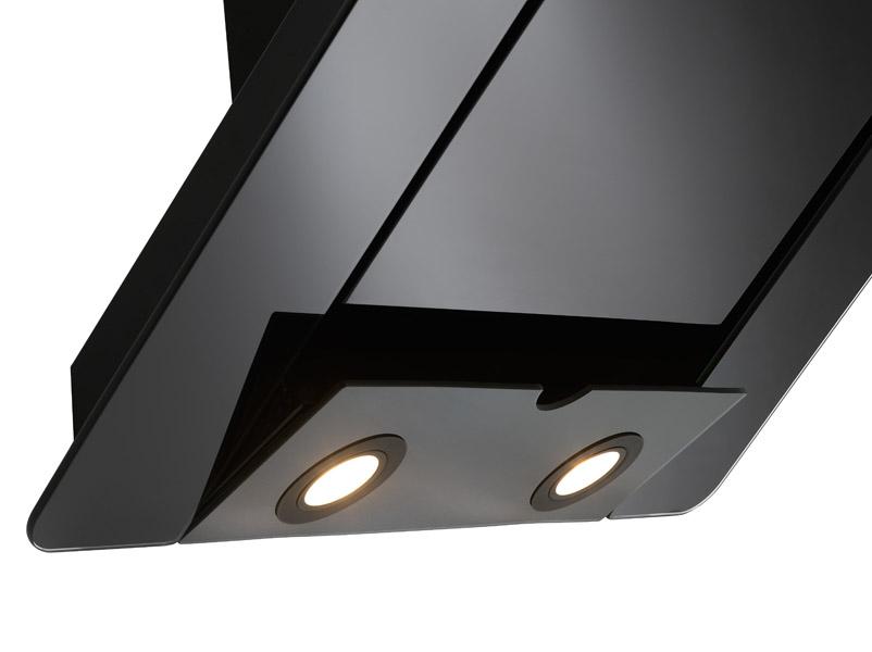 90 cm kopffrei dunstabzugshaube gerade randabsaung edelstahl kamin 800 m h ebay. Black Bedroom Furniture Sets. Home Design Ideas