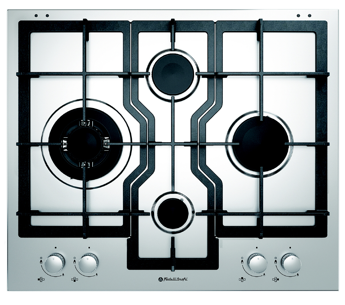 4 zonen wok gas kochfeld. Black Bedroom Furniture Sets. Home Design Ideas